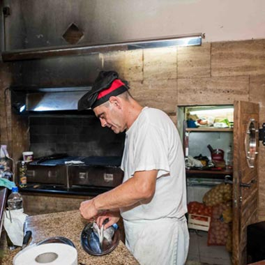 chef barkarola