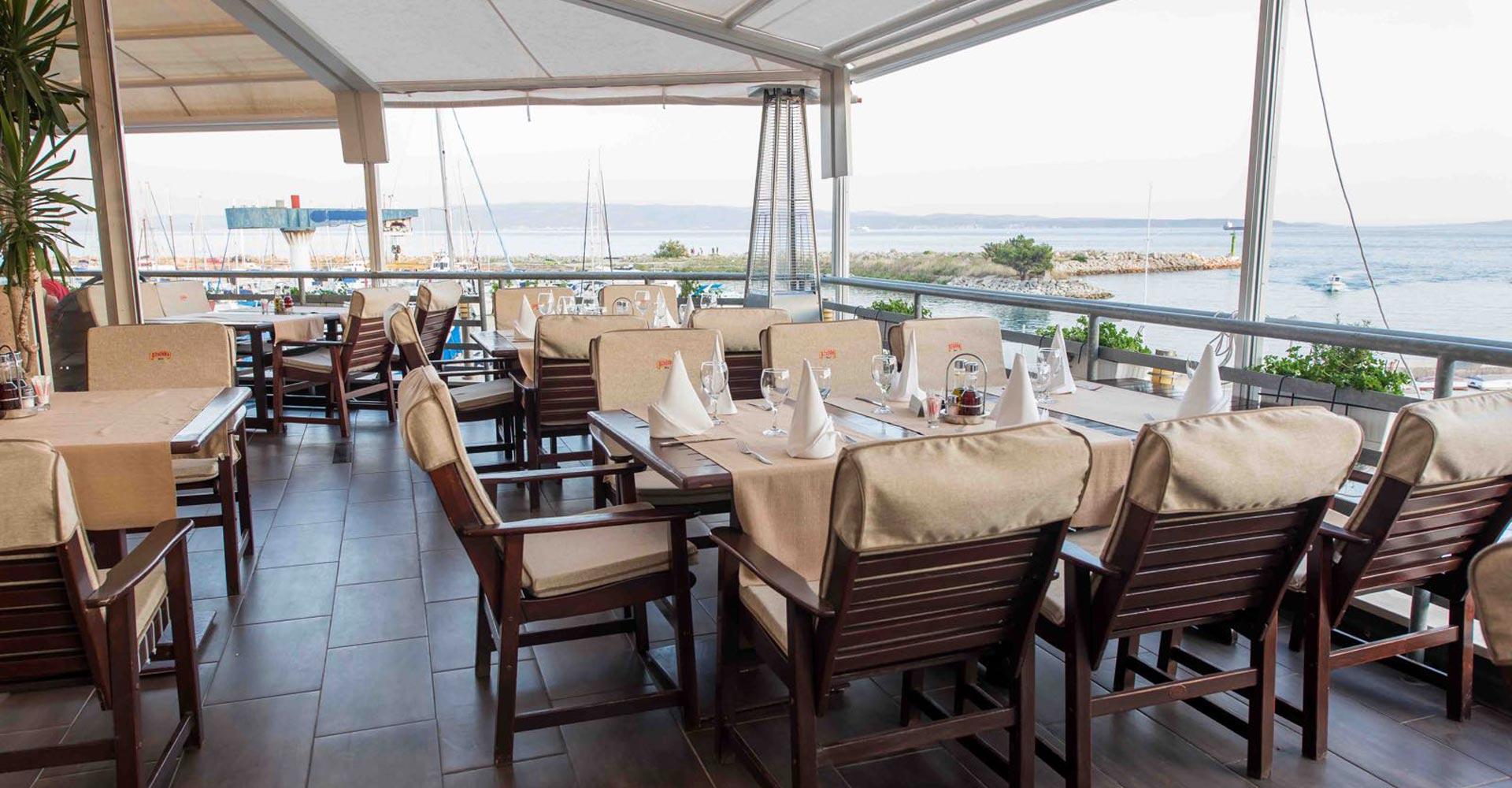 restaurant barkarola